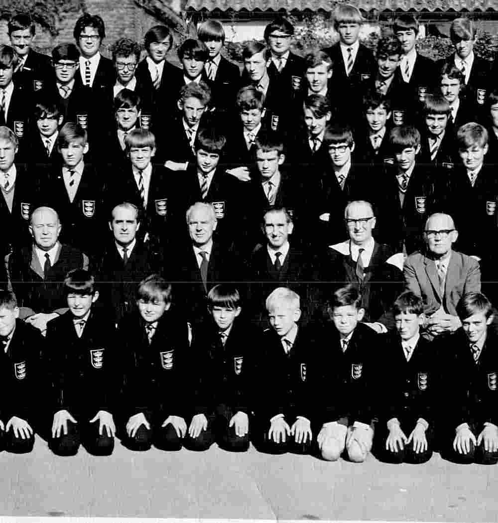Oba Boston Grammar School In 1969 G